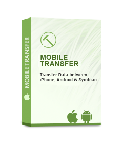 Transfer data from phone to phone regardless of operating systems