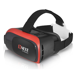 BNEXT 3D VR Headset Virtual Reality Glasses for iPhone & Android