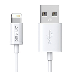 Anker Lightning to USB Cable (3ft)