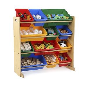 Plastic Toy Storage Organizer