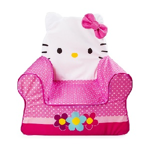 Marshmallow Foam Comfy Chair
