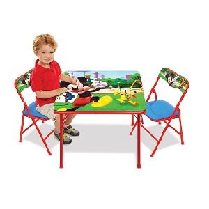 Mickey Activity Table Playset