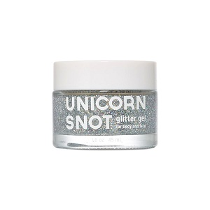 Unicorn Snot Holographic Body Glitter Gel(Silver)