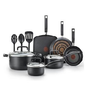 T-fal C530SC 12-Piece Cookware Set
