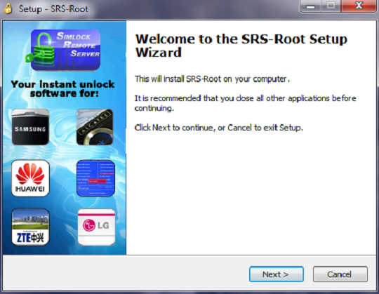 How to Root Android Phone with SRS Root