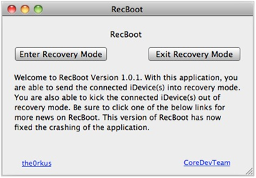 recboot not working why and how
