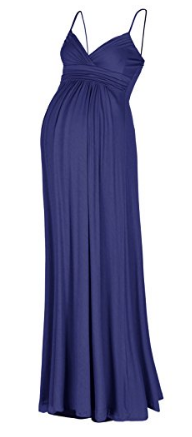 Women's Maternity Sweetheart Party Maxi Dress.png