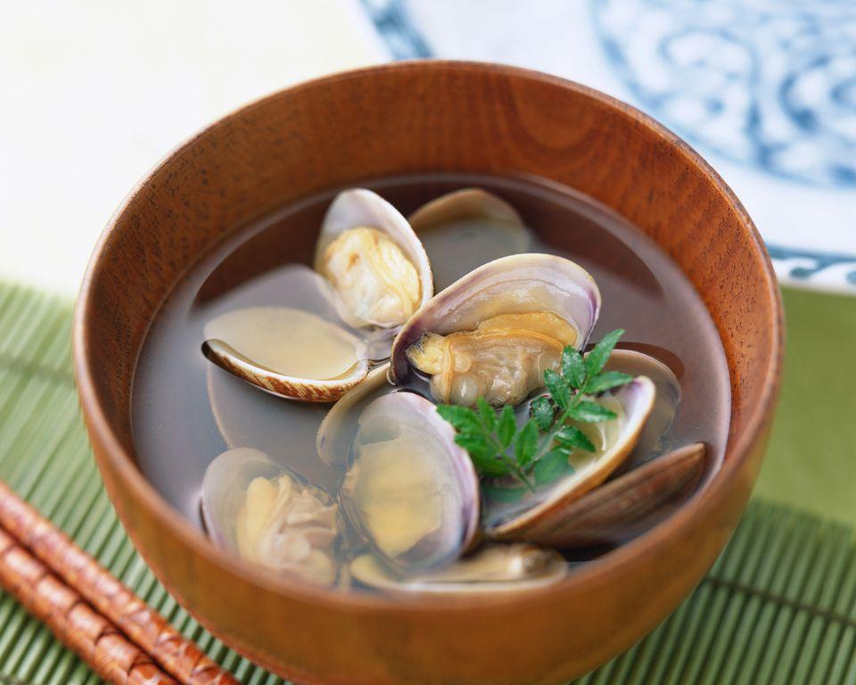 clam soup