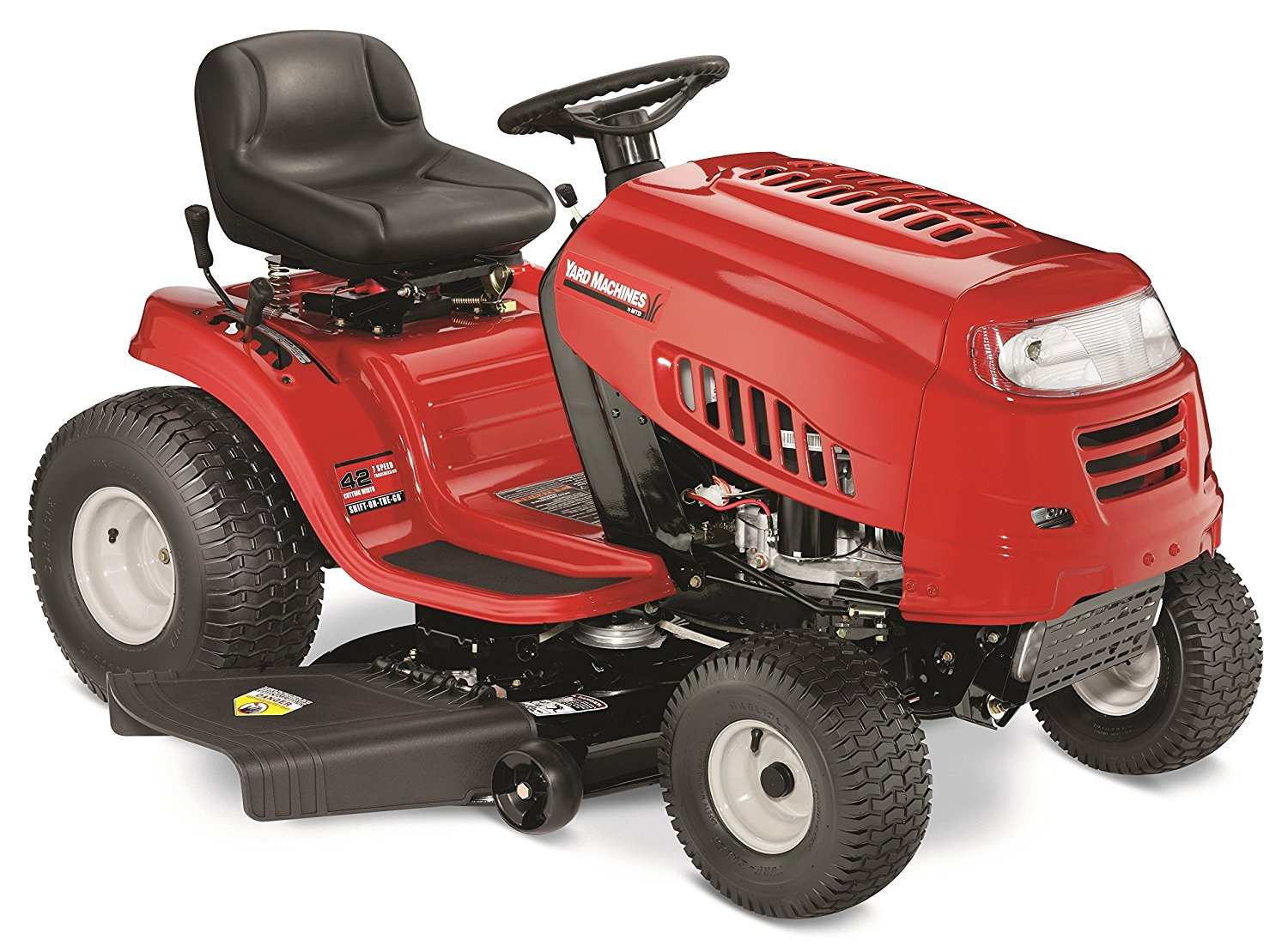 42-Inch Riding Lawn Mower