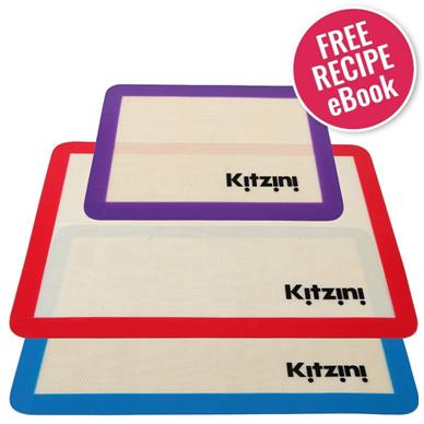 KITZINI Silicone Baking Mat Sheet